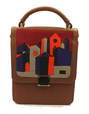 """Shoulder bag """"Cubist..."""