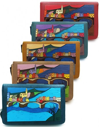 "Organizer Wallet ""A village..."