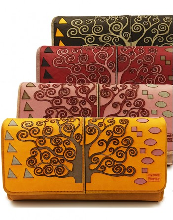 "Big wallet ""The tree of..."