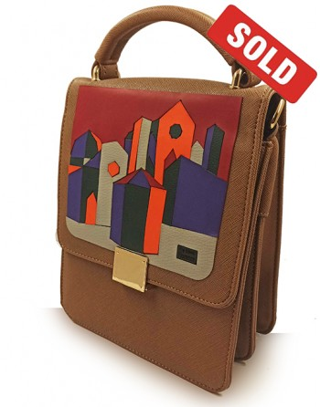 "Shoulder bag ""Cubist..."