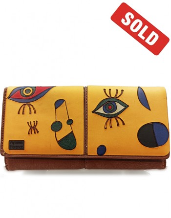 "Wallet ""Mirò Pop"" collection"